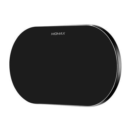 MOMAX - Momax Q.Pad Dual Pro Quad-Coil Fast Wireless Charger Black