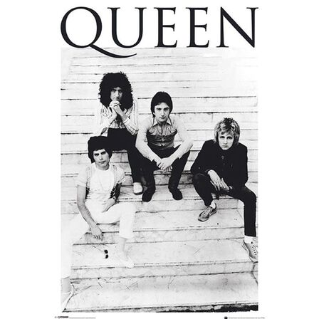 PYRAMID POSTERS - Queen Brazil 81 Maxi Poster