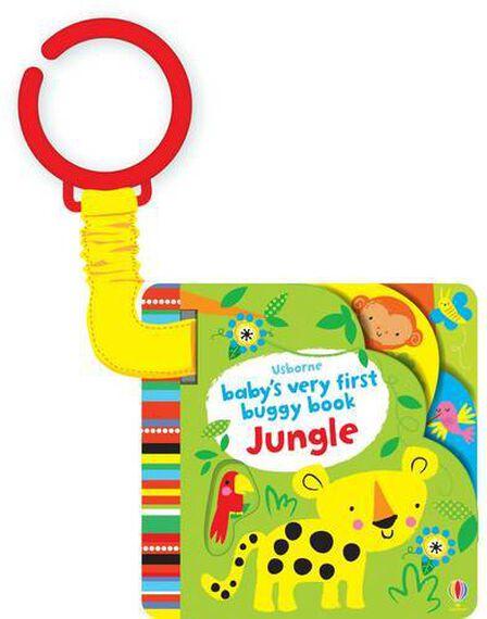 USBORNE PUBLISHING LTD UK - Baby's Very First Buggy Book Jungle