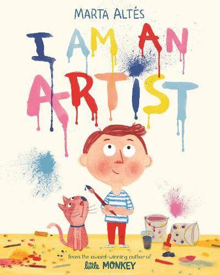 PAN MACMILLAN UK - I Am An Artist