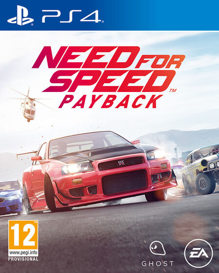 ELECTRONIC ARTS - Need for Speed Payback - PS4
