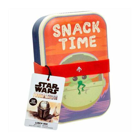 FUNKO TOYS - Funko Star Wars Mandalorian The Child Bamboo Lunch Box Snack Time