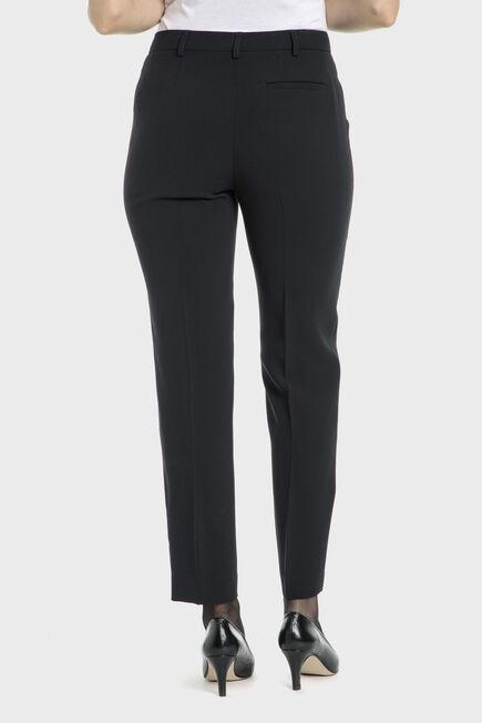 Punt Roma - Black crepe trousers