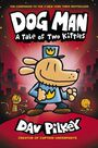 SCHOLASTIC UK - The Adventures of Dog Man A Tale of Two Kitties