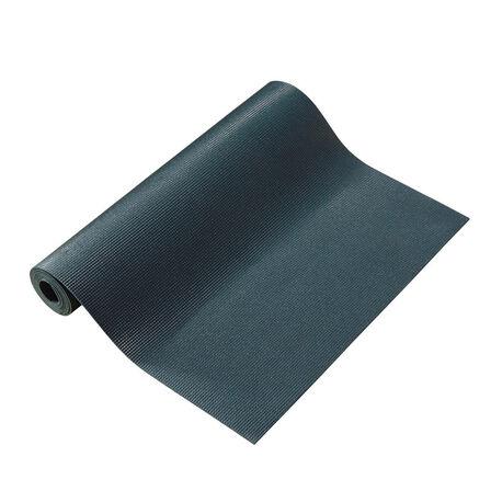 DOMYOS - 4 Mm Essential Gentle Yoga Mat - Dusty Green
