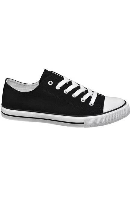 Victory - Black Sneakers, Men