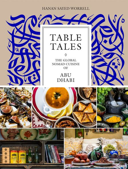 RIZOLLI - Table Tales The Global Nomad Cuisine of Abu-Dhabi