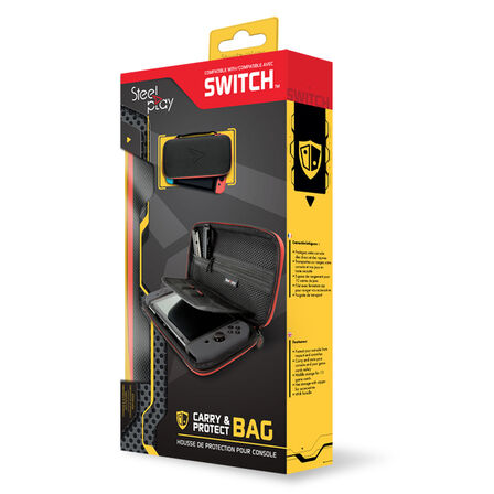 STEELPLAY - Steelplay Carry & Protect Bag for Switch