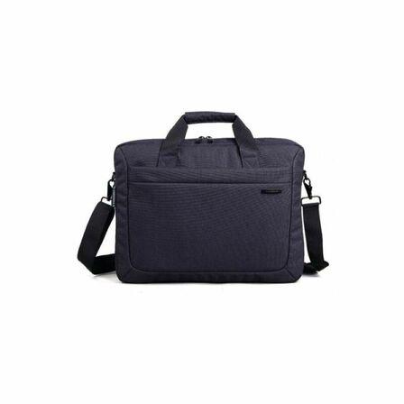 KINGSONS - Kingsons Executive Standard Black Laptop Bag Fits 13.3-Inch