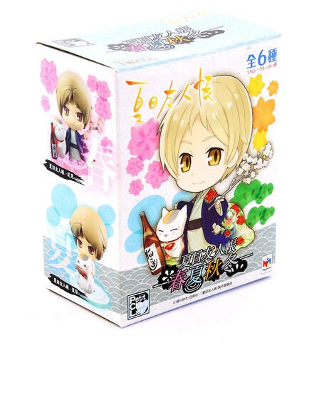MEGAHOUSE - MegaHouse Petit Chara Lands Natsume's Book Of Friends Figure [Mystery Pack]