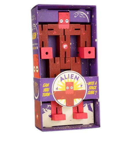 PROFESSOR PUZZLE LTD - Professor Puzzle Planet Puzzle Alien