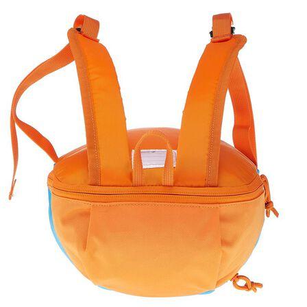 QUECHUA - Arpenaz 7 litre junior hiking backpack - blue/orange