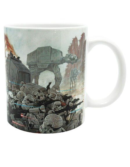 ABYSTYLE - Abystyle Star Wars Mug Empire Battle 320ml