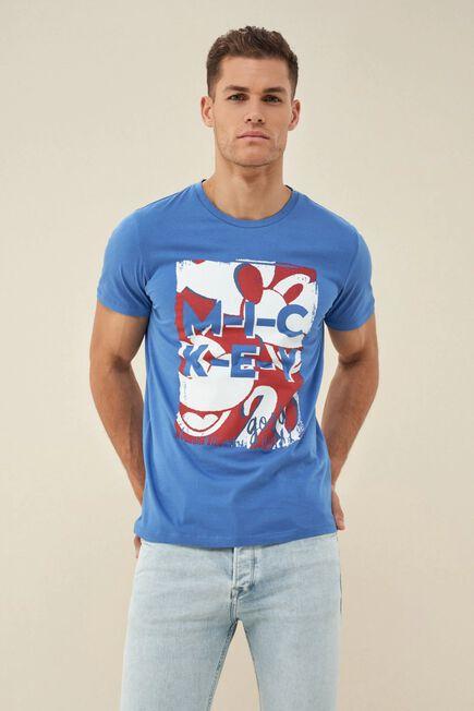 Salsa Jeans - Blue Mickey t-shirt