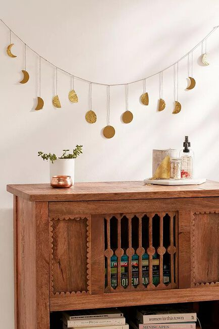 Urban Outfitters - Gold Moon Banner