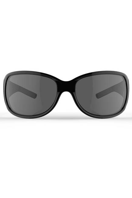 QUECHUA - Adult Hiking Sunglasses MH550W Category 4 - Black, Unique Size