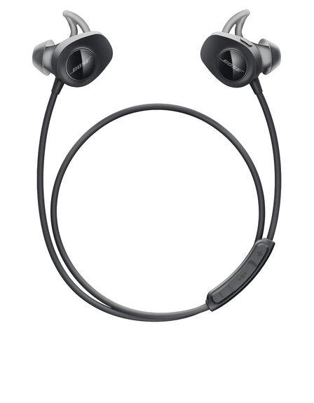 BOSE - Bose Soundsport Black Wireless Earphones