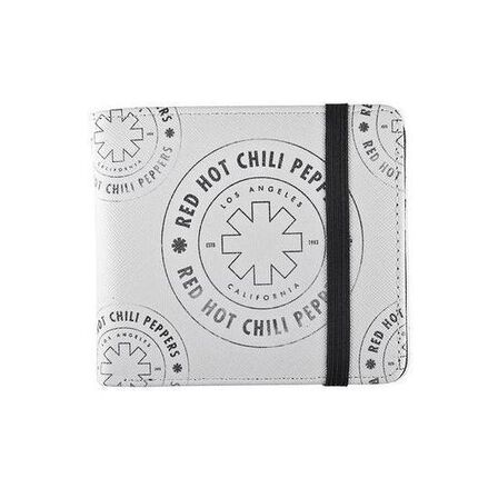ROCKSAX - Red Hot Chili Peppers Outline Asterisk Wallet