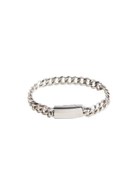 Mango - Silver Stainless Steel Bracelet