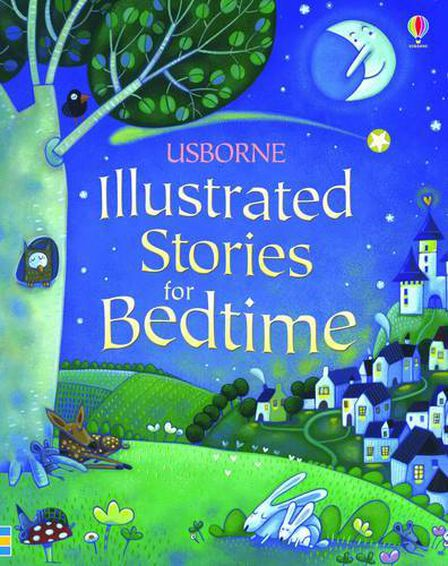 USBORNE PUBLISHING LTD UK - Illustrated Stories For Bedtime