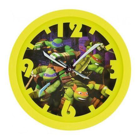 UNITED LABELS - Ninja Turtle Prt Wallclock 25 5 cm