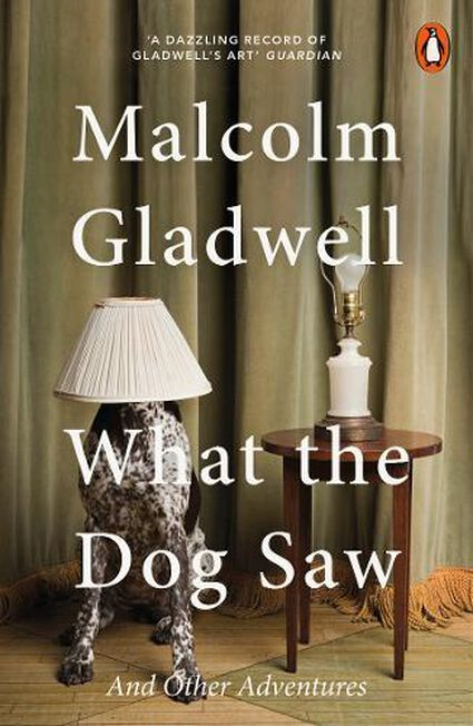 PENGUIN BOOKS UK - What The Dog Saw