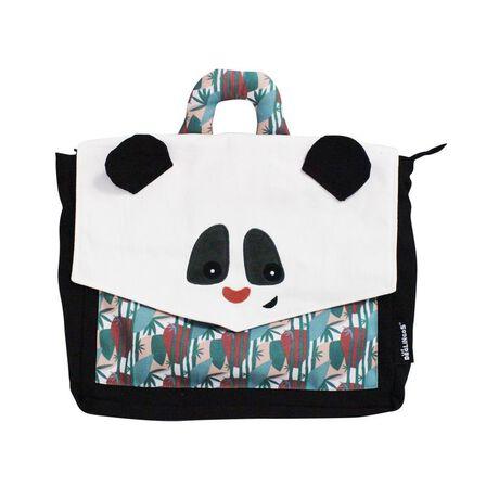 LES DEGLINGOS - Rototos the Panda Canvas Backpack