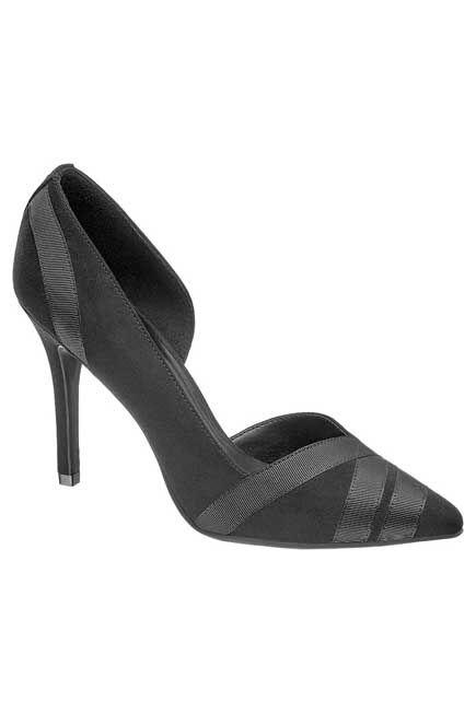 Graceland - Black Salons With Heel, Women