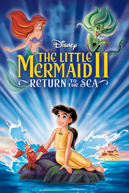 DISNEY - Little Mermaid II