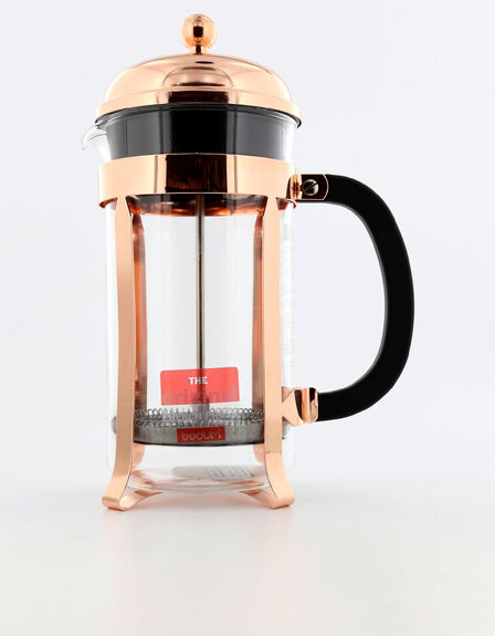 BODUM - Bodum Chambord Coffee Maker 1.0l Copper