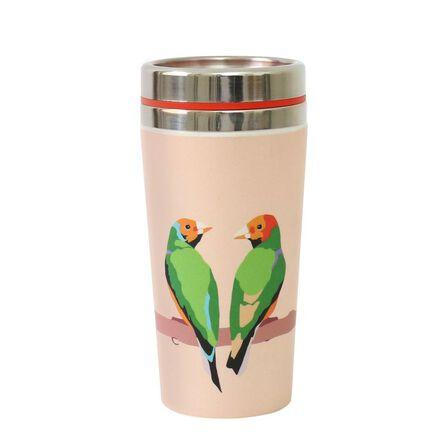EMILY BROOKS - Emily Brooks Travel Mug Birds 500ml