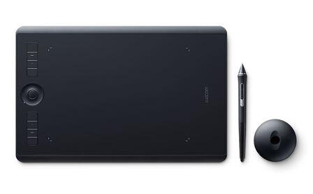 WACOM - Wacom Intuos Pro 5080lpi 224 x 148mm USB/Bluetooth Graphic Tablet