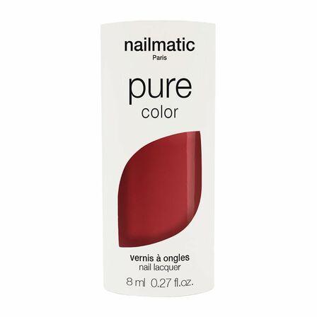 NAILMATIC - Nailmatic Pure Anouk Nail Polish Brick Brown