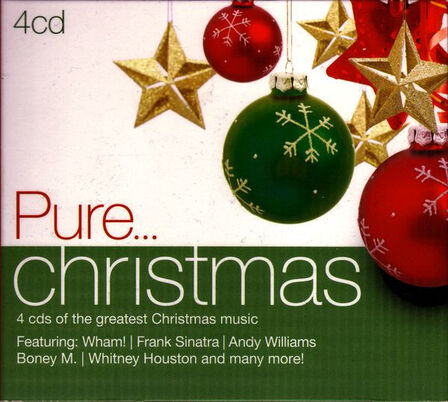 SONY MUSIC ENTERTAINMENT - Pure Christmas (4 Discs) | Various Artists