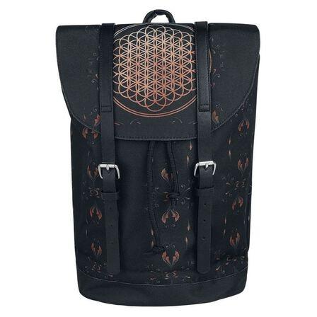 ROCKSAX - Bring me the Horizon Flower Of Life Heritage Bag