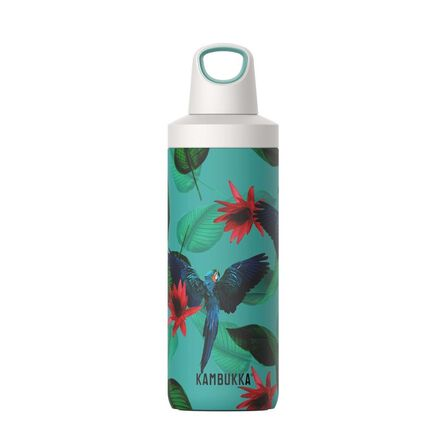 KAMBUKKA - Kambukka Reno Insulated Water Bottle 500 ml Parrots Twist Lid