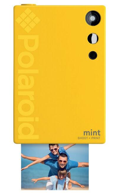 POLAROID - Polaroid Mint Instant Digital Camera Yellow