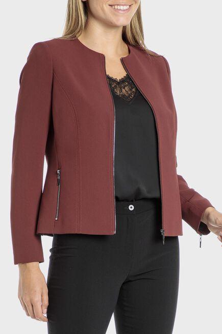 Punt Roma - Crepe jacket