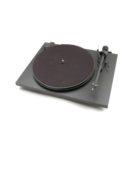 PRO-JECT AUDIO SYSTEMS - Pro-Ject Essential II Phono USB Om5E Black Turntable