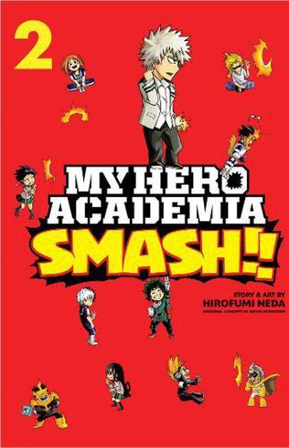 VIZZLLC - My Hero Academia Smash!! Vol. 2
