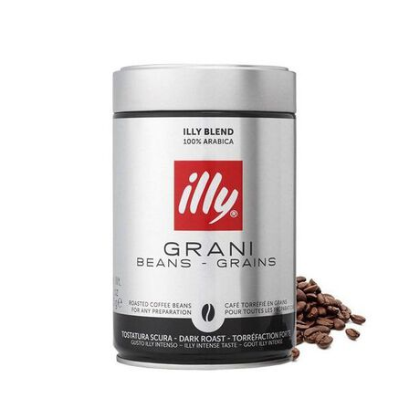 ILLY - Illy Coffee Beans Dark Roast 250g