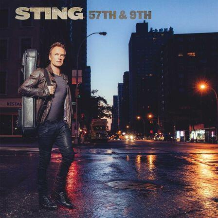UNIVERSAL MUSIC - 57Th & 9Th | Sting