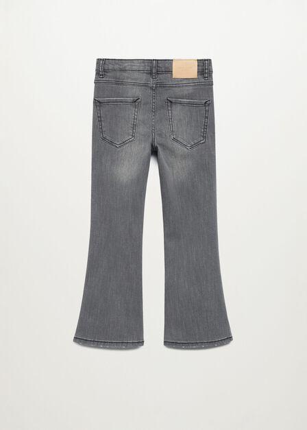 Mango - open grey Flared jeans