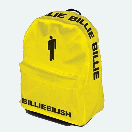ROCKSAX - Billie Eilish Bad Guy Yellow Day Bag