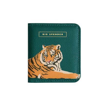 EMILY BROOKS - Emily Brooks PU Card Holder Tiger