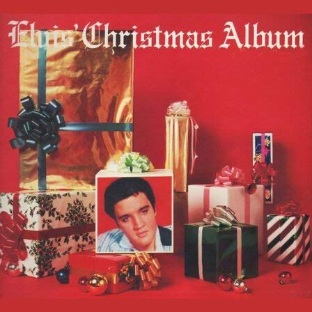DOL - The Christmas Album Colour Vinyl | Elvis Presley