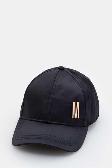 Mohito -  Glossy Velvet Cap Eco Aware - Black