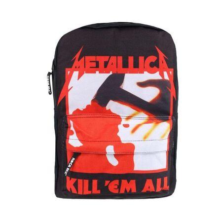 ROCKSAX - Metallica Kill Em All Classic Backpack