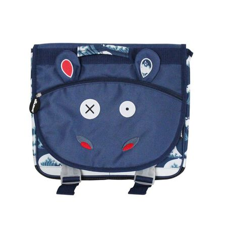 LES DEGLINGOS - Hippipos the Hippo Bag