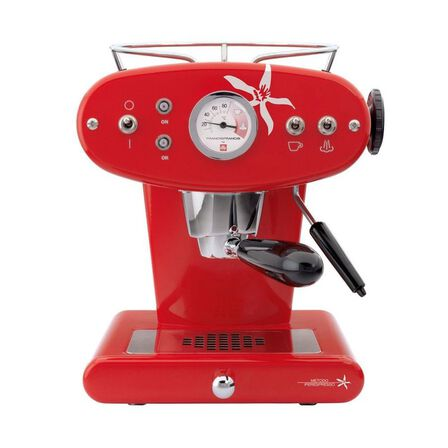 ILLY - Illy X1 Anniversary Coffee Machine Red